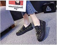 Дизайнерские женские кроссовки 6 пар в ящике черного цвета 36-41, фото 1