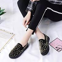 Дизайнерские женские кроссовки 6 пар в ящике черного цвета 36-41, фото 2