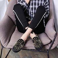 Дизайнерские женские кроссовки 6 пар в ящике черного цвета 36-41, фото 5