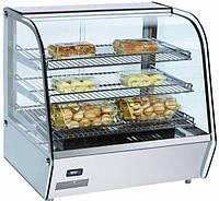 Витрина тепловая EWT INOX RTR-120L Оборудование для фаст-фуда Тепловые витрины & Оборудование для фаст-фуда, Тепловые витрины, Витрина тепловая EWT IN