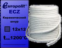 Шнур керамический Europolit ECZ 12х12