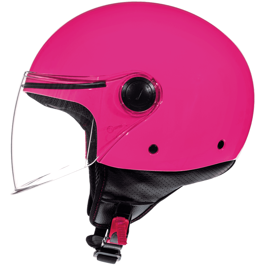 Шолом MT Street Solid Gloss Pink