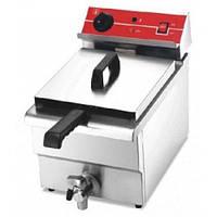 Фритюрница электрическая на 8л Frosty EF-101V Оборудование для фаст-фуда Профессиональные фритюрницы & Оборудование для фаст-фуда, Профессиональные фр