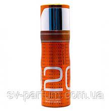 Парфюмированный дезодорант женский Esscentric 02  200ml
