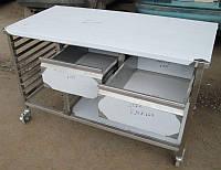 Стол производственный для общепита Мебель из нержавеющей стали Столы производственные из нержавеющей стали & Мебель из нержавеющей стали, Столы произв