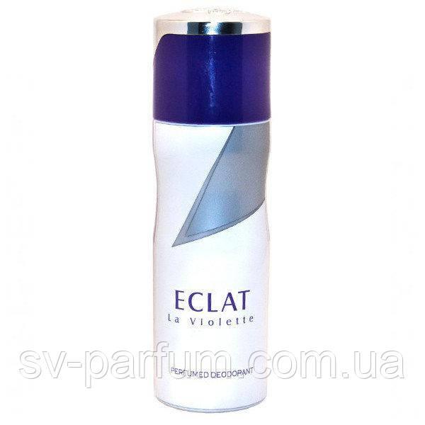 Парфюмированный дезодорант женский Eclat La Violette 200ml