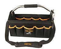 Сумка для инструментов Tolsen 42х21х29 см (80112)