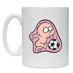 Кружка Футболист