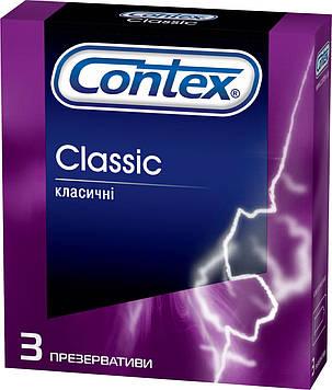 Презервативи Classic Contex 12 уп. по 3 шт