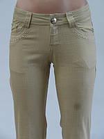 Светлые брюки женские , фото 1