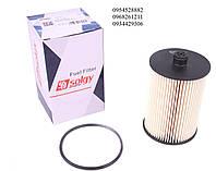 Фильтр топливный VW LT 2.8TDI 02- (116kw) (AUH,BCQ) SOLGY (Испания) 102020