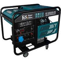 Генератор бензиновый Konner&Sohnen KS 12000E ATS