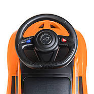 Машинка каталка-толокар Z 372L-7 спорт дизайн Швидка доставка, фото 2