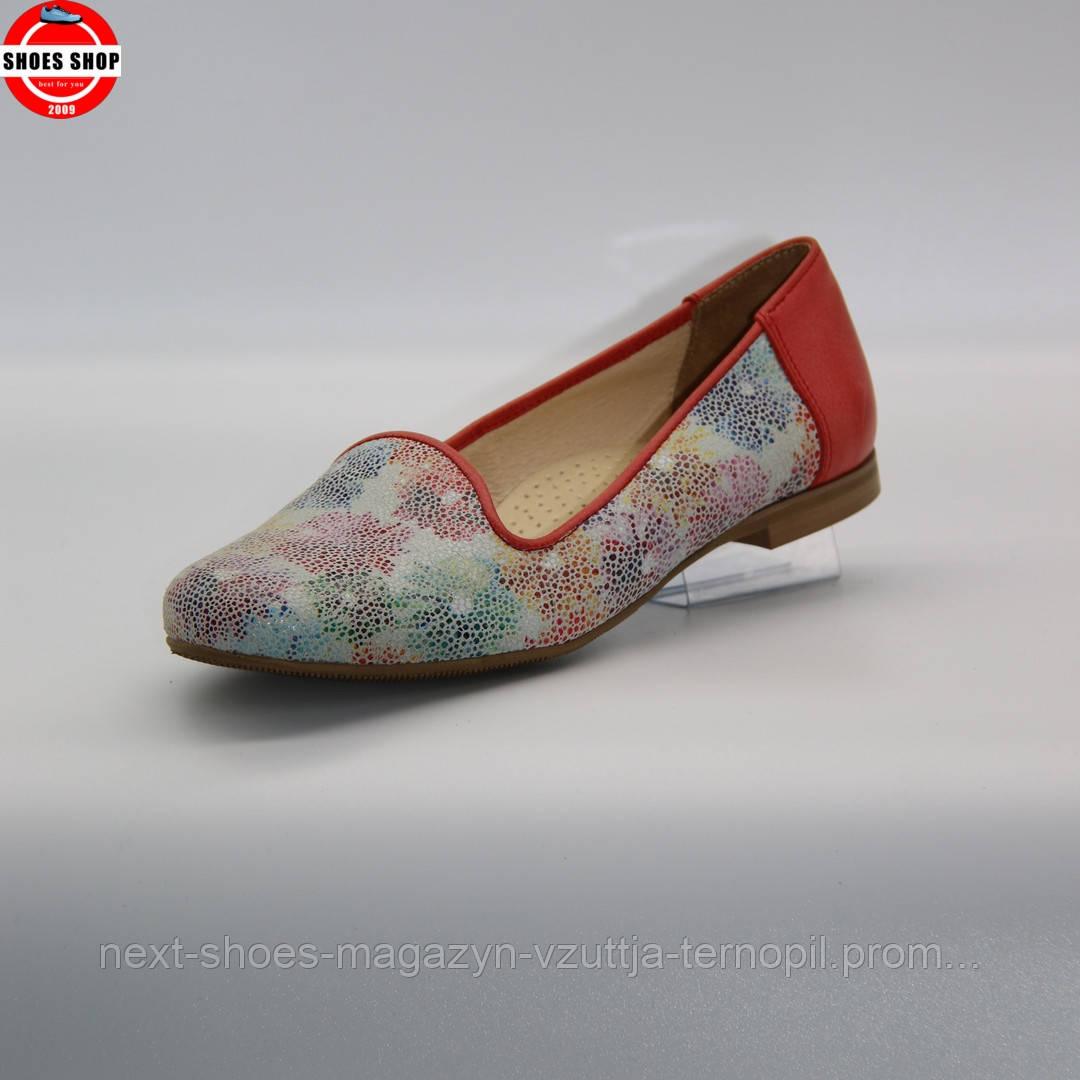 Жіночі балетки Steizer (Польща) різнокольорові. Дуже зручні та красиві. Стиль - Міла Куніс