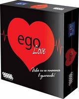 Настольна игра Ego Love Карточная игра для вечеринок