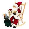 Фигурка новогодняя Санта 30х20 см Uniсorn Studio 500034NC