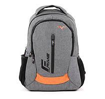 "Рюкзак для ноутбука 15.6"" Frime Hamster Grey"