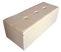 Банкетка с ящиком для хранения вещей 01, фото 1