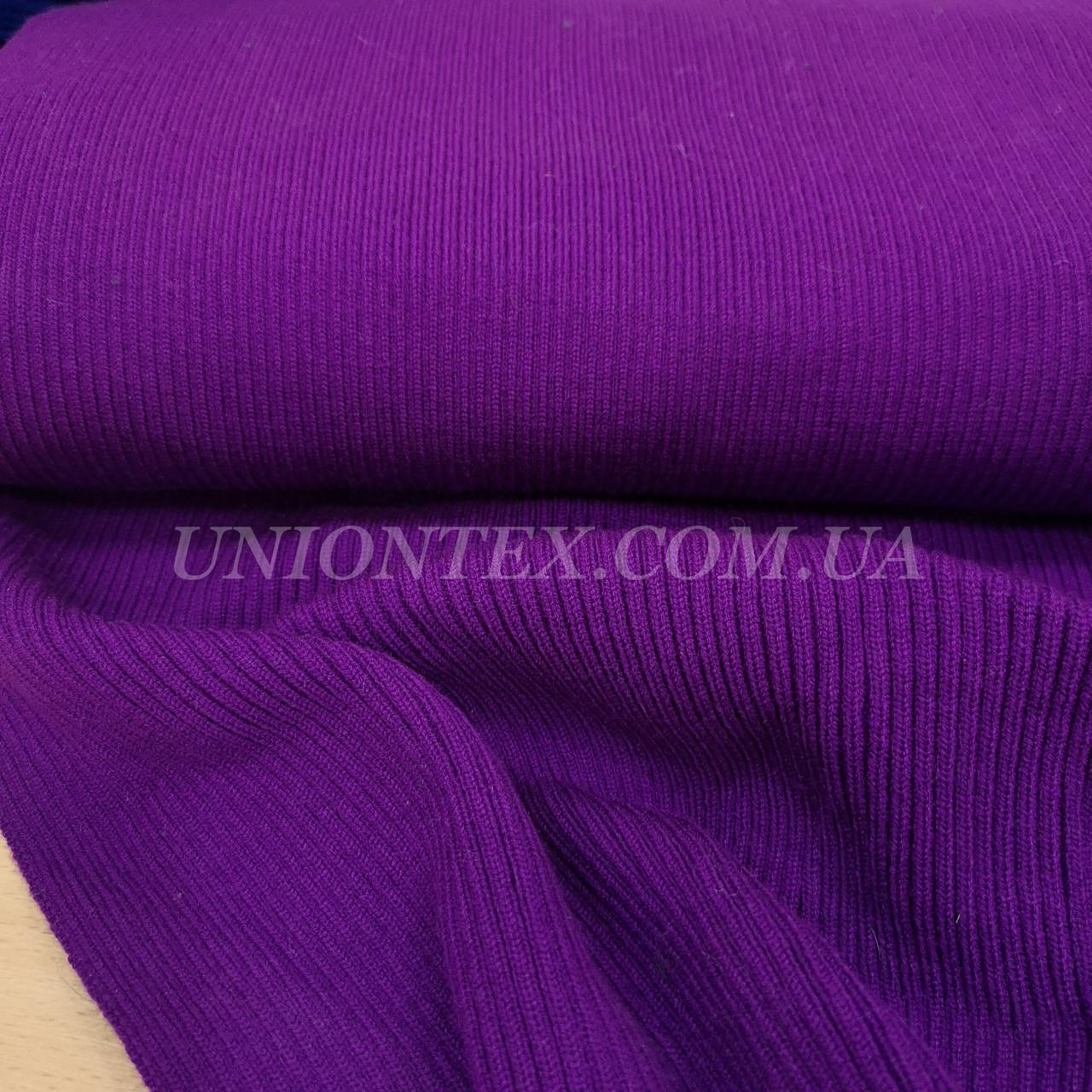 Довяз акрил фиолетовый, ширина 50см