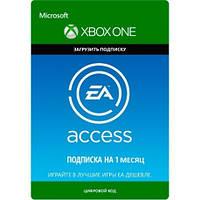 Подписка Xbox EA Access на 1 месяц (Xbox One) | Все Страны