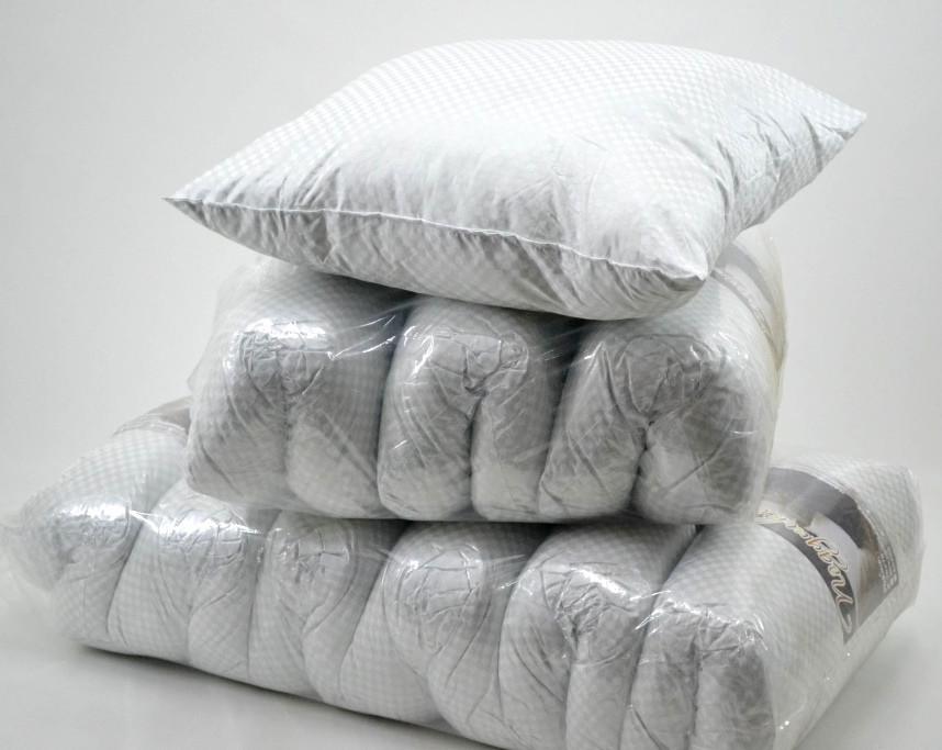 Подушка силиконовая для сна 70*70 см., фото 1