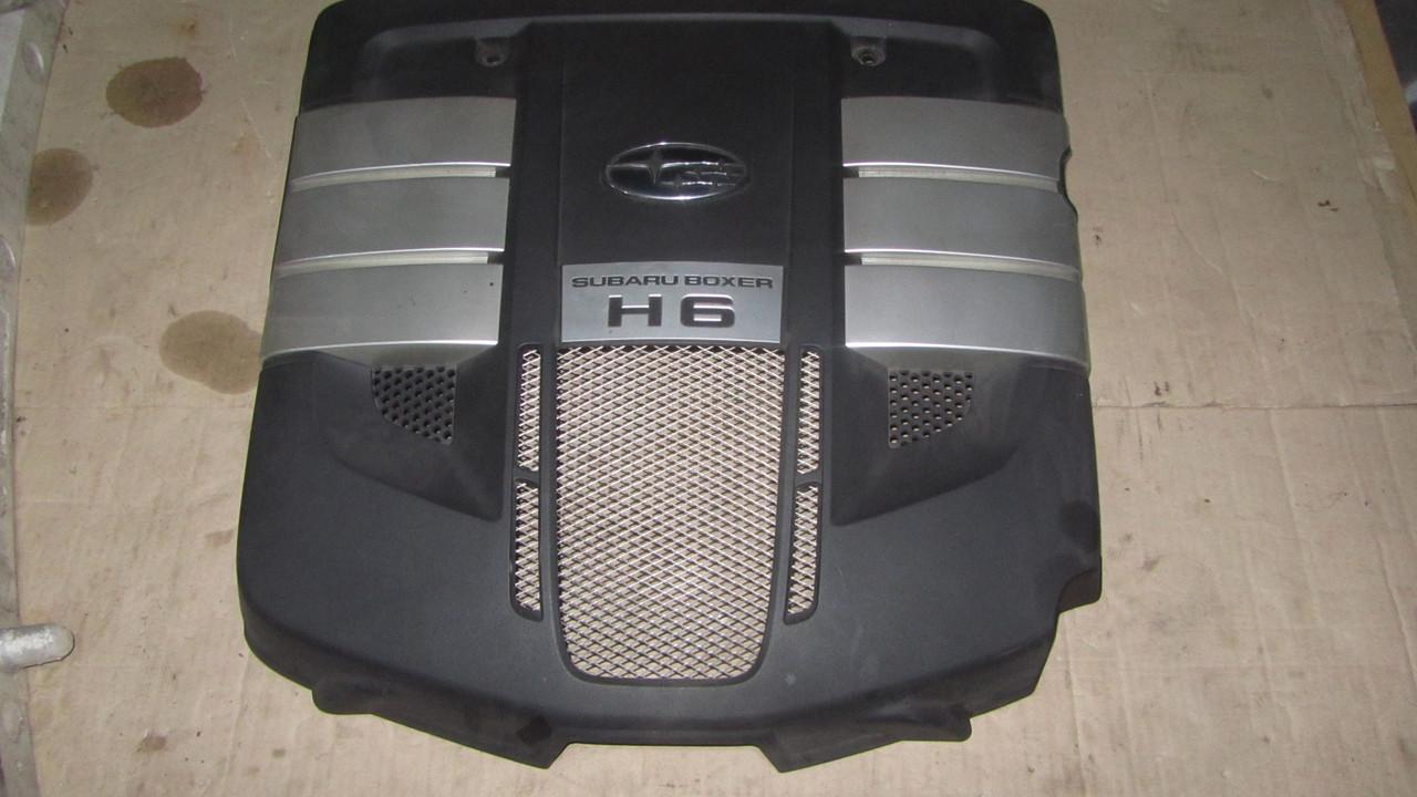 Декоративная крышка двигателя Subaru Legacy B13 14025AA200 14025AA202