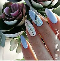 Слайдер-дизайн наклейки на ногти