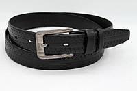 Классический кожаный ремень (35 мм.) № 0335014