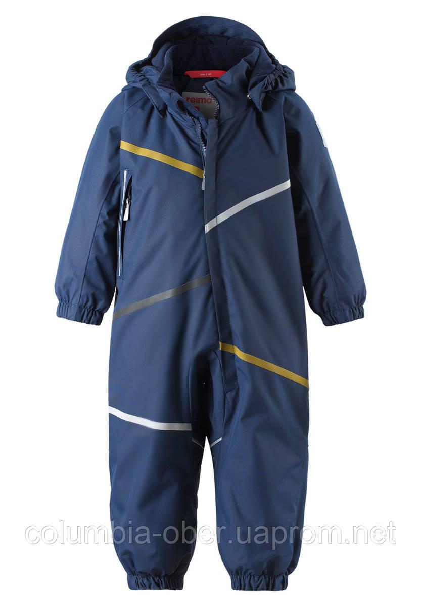 Зимний комбинезон для мальчиков Reimatec Muotka 510343-6980. Размеры 80 и 86.