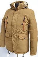 Мужская тёплая куртка/парка  sr/sm   № YH - 101, фото 1