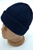 Мужские шапки с отворотом цвета хаки , фото 1