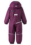 Зимний комбинезон для девочки Reimatec Muotka 510343-4960. Размеры 74 - 98., фото 2