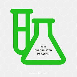 Хлорпарафін 52 % / парафін хлорований рідкий 52 % / хлорпарафин / ХП 52 %