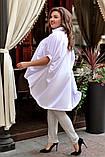 Блуза женская батал, фото 3
