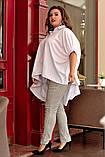 Блуза женская батал, фото 7