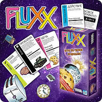 Настольна игра Fluxx Карточная игра для всей семьи