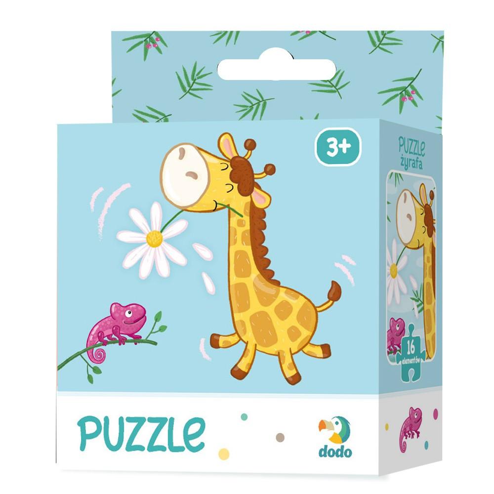 Пазл Жирафа