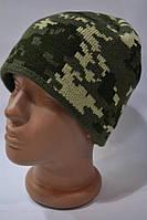 Камуфляжная зимняя шапка  SUPRA (в упаковке 10 шт.)