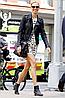 Жіночі кросівки SIMEN (Польща) сірого кольору. Красиві та комфортні. Стиль: Кароліна Куркова, фото 6