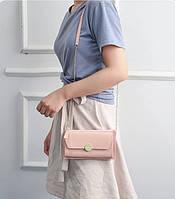 Женские кошельки стильный качество для через плечо только ОПТ, фото 1