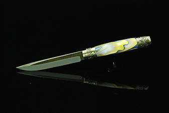 """Финский нож ручной работы """"Финка украинская"""", N690, фото 2"""