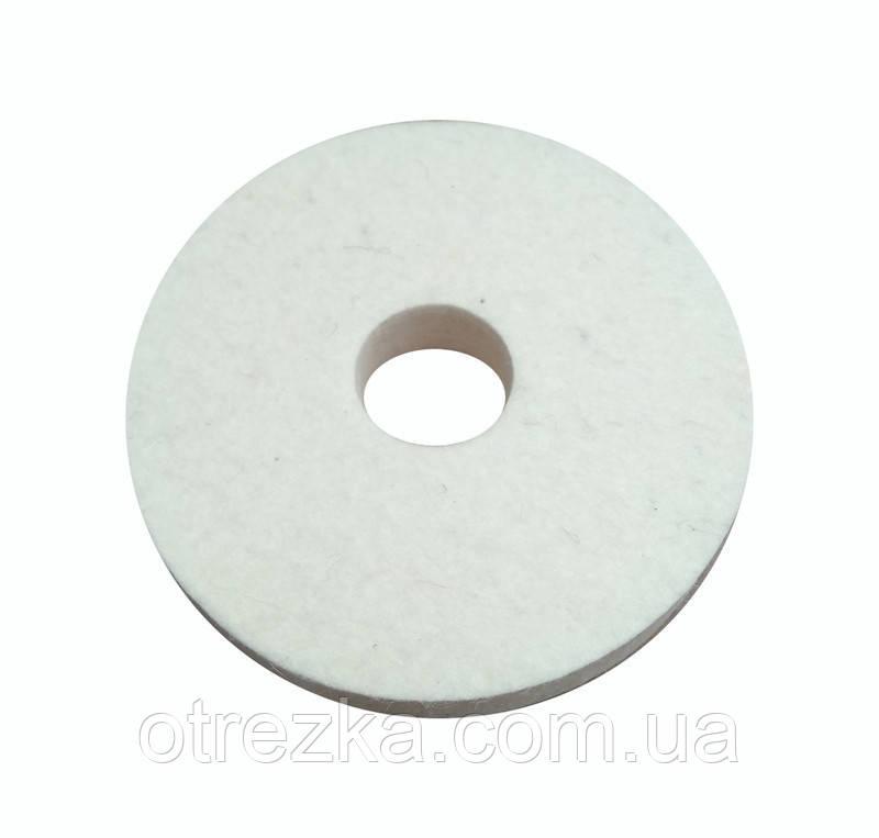 """Фетровый круг для станка 200х30х32 мм. качество """"А"""""""