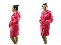 Махровые женские халаты ( Размер L 48-50 )