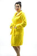 Махровые банные халаты ( Размер 3XL  54-56)