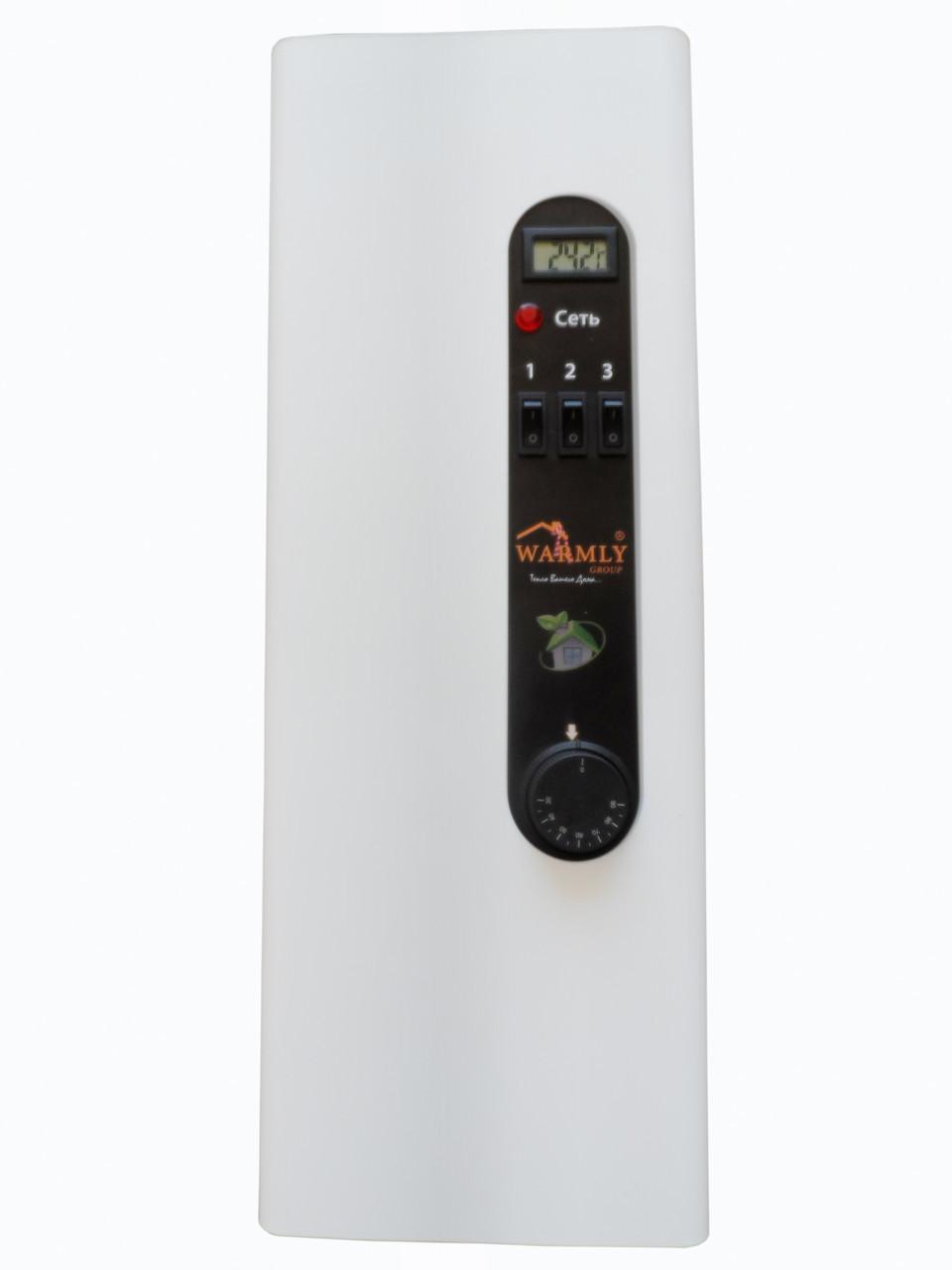 Котёл электрический Warmly Classik Series 3 кВт 220V