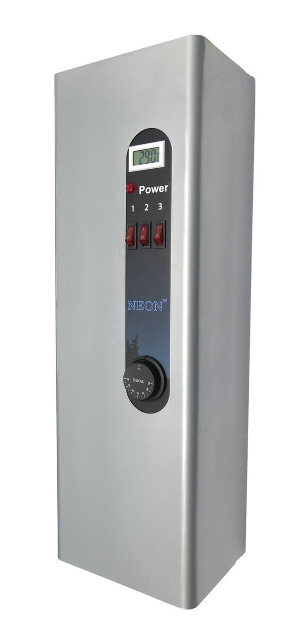 Котел электрический Warmly NEON М 9 кВт 220V/380V модульный контактор т.х