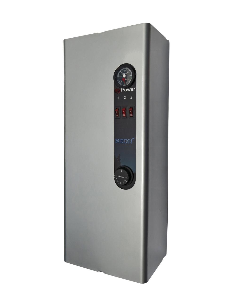 Котел электрический NEON Classik MG 4,5 кВт 220V/380V модульный контактор т.х