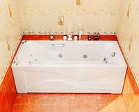 Акриловая ванна Triton Кэт, 1500х700х560 мм
