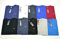 "Турецкие однотонные футболки ""FORBEST""  Норма, фото 1"