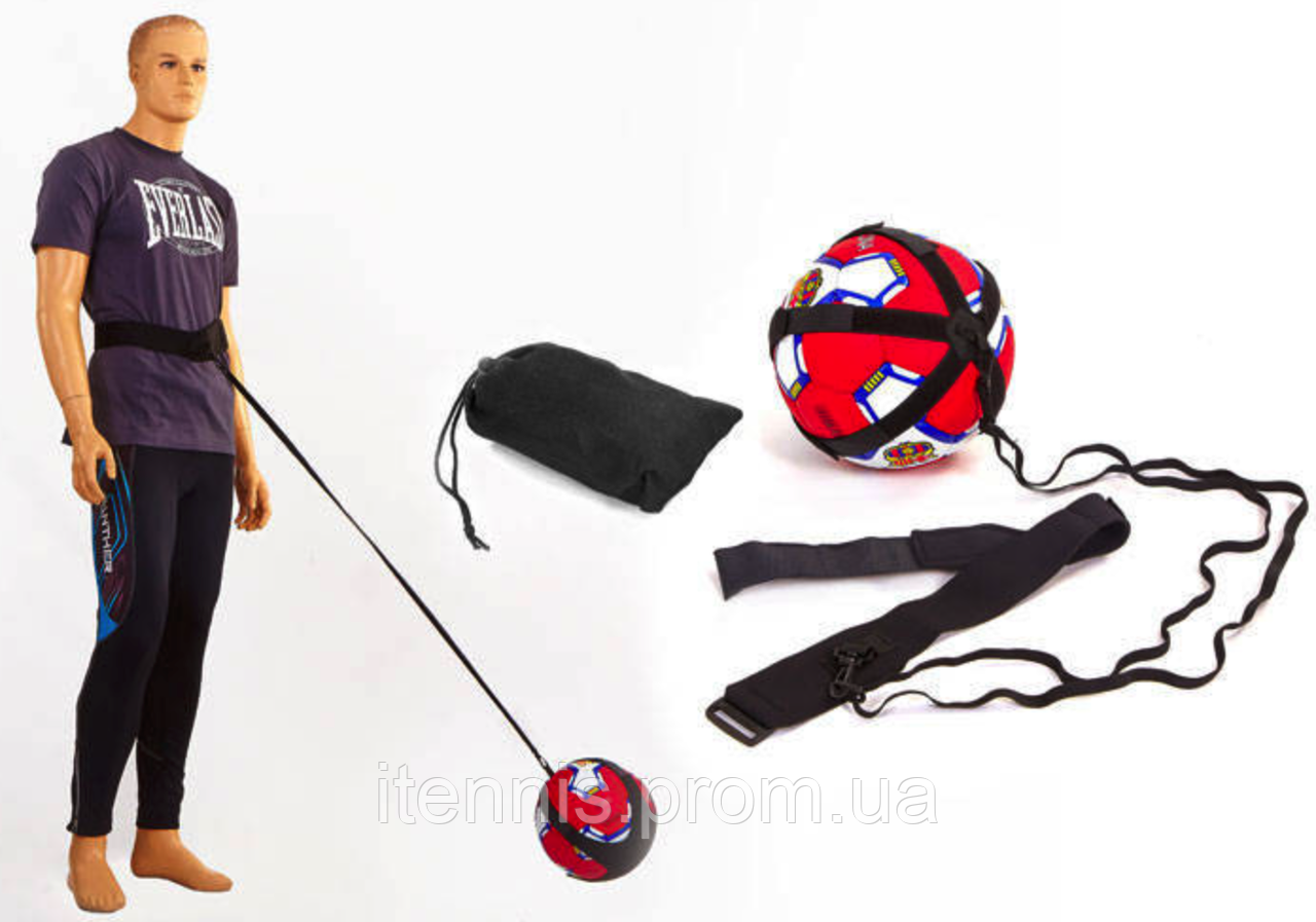 Футбольный тренажер МойТренер